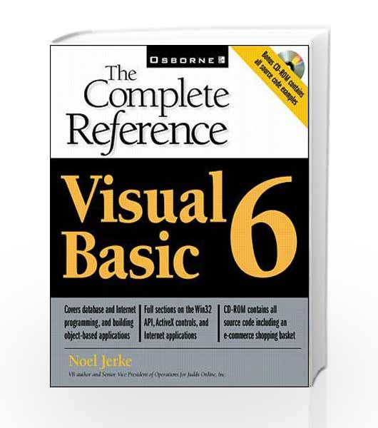 Книга Visual Basic