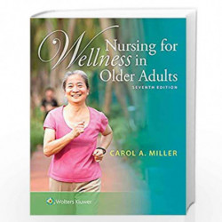 (OLD)NURSING FOR WELLNESS IN OLDER ADULTS Book front cover (9781451190830)