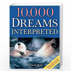 10,000 Dreams Interpreted by PAMELA BALL Book-9781848376212