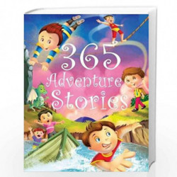 365 Adventure Stories by Pegasus Team Book-9788131934074