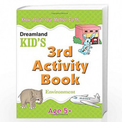 3rd Activity Book - Environment (Kid's Activity Books) byBook-9788184513752