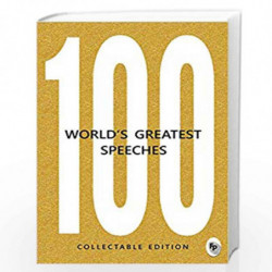 100 World's Greatest Speeches by VARIOUS Book-9789387779402