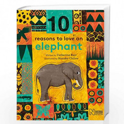 10 Reasons to Love an Elephant by CATHERINE BARR Book-9781847809438