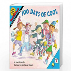 100 Days of Cool: Math Start - 2 by Stuart J. Murphy Book-9780060001230