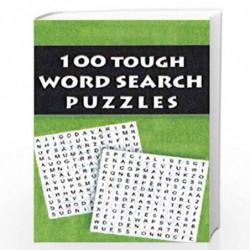 100 Tough Word Search Puzzles by Pegasus Team Book-9788131919729