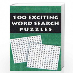 100 Exciting Word Search Puzzles by Pegasus Team Book-9788131919736