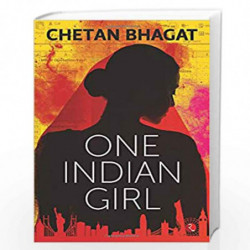 One Indian Girl by CHETAN BHAGAT Book-9788129142146