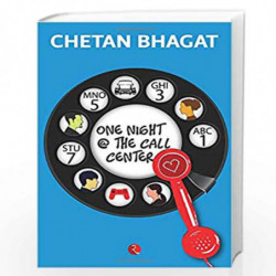 One Night @ The Call Centre by CHETAN BHAGAT Book-9788129135506
