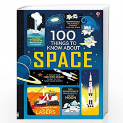 100 Things to Know About Space byBook-9781409593928