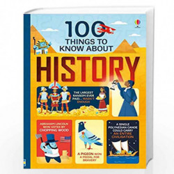 100 things to know about History by Federico Mariani and Parko Polo Book-9781474922753