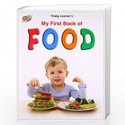 My First Book of Food by Gurinder Book-9789380025278