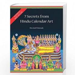 7 Secrets From Hindu Calendar Art book front cover (788189975678)
