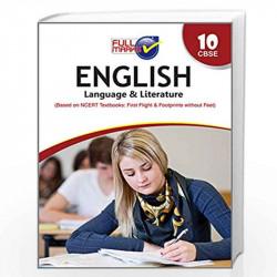 Full marks English (Language & Literature) Class 10 CBSE