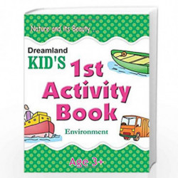 1st Activity Book - Environment (Kid's Activity Books) by  Book-9788184513653