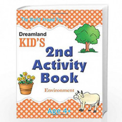 2nd Activity Book - Environment (Kid's Activity Books) by  Book-9788184513714