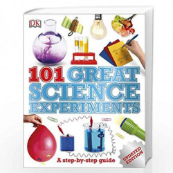 101 Great Science Experiments (DKYR) by DK Book-9780241434925