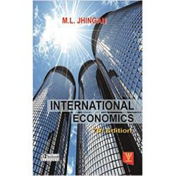 International Economics 6th Edition by M. L. Jhingan-Buy ...