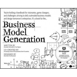 Business Model Generation by BMG WILEY Book-9788126533671