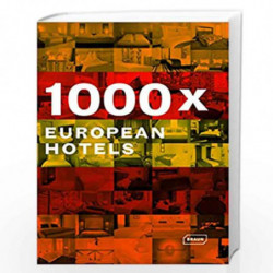 1000x European Hotels by Collectif Book-9783938780305