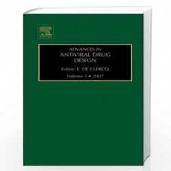 Advances in Antiviral Drug Design: 5 by E. De Clercq Book-9780444521736
