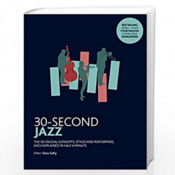 30-Second Jazz by Thomas Streissguth Book-9781782407539