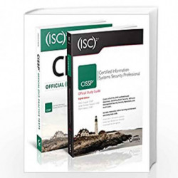 (ISC)2 CISSP Certified Information Systems Security Professional Official Study Guide, 8e & CISSP Official (ISC)2 Practice Tests