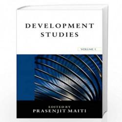 Development Studies: 1 by Prasenjit Maiti Book-9788126907656