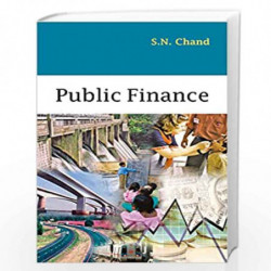 Public Finance: Vol. 2 by S.N. Chand Book-9788126908820