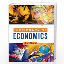 Dictionary of Economics by S.N. Chand Book-9788126905362