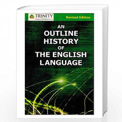 An Outline History Of The English Language by WOOD Book-9789351380931