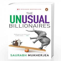 The Unusual Billionaires by Saurabh Mukherjea Book-9780143426738