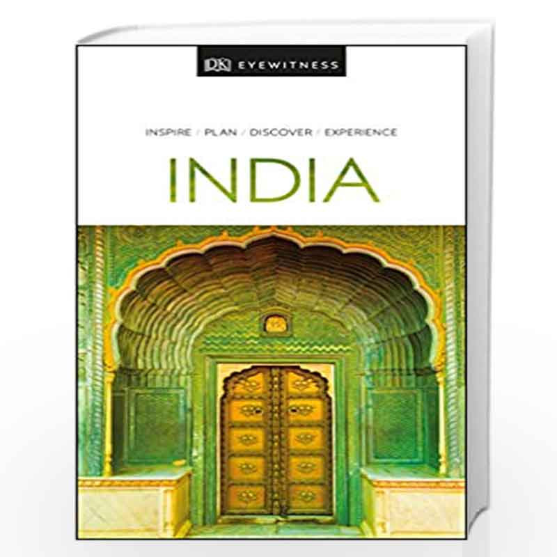 DK Eyewitness India (Travel Guide) by NA Book-9780241368831