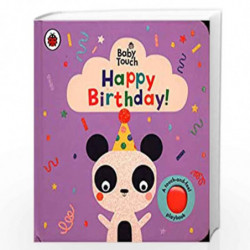 Baby Touch: Happy Birthday! by NA Book-9780241406953