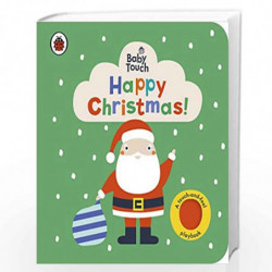 Baby Touch: Happy Christmas! by NA Book-9780241406960