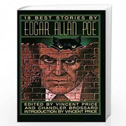 18 Best Stories by Edgar Allan Poe by Poe, Edgar Allan Book-9780440322276