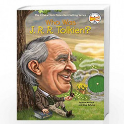 Who Was J. R. R. Tolkien? by Pollack, Pam Book-9780448483023
