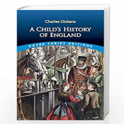 A Child's History of England (Dover Thrift Editions) by Dickens, Charles Book-9780486836157