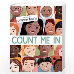 Count Me In by Varsha Bajaj Book-9780525517245