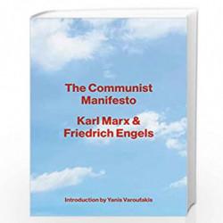 The Communist Manifesto by Karl Marx & Friedrich Engels Book-9780525566724