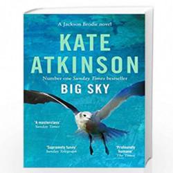 Big Sky (Jackson Brodie) by Atkinson, Kate Book-9780552776660