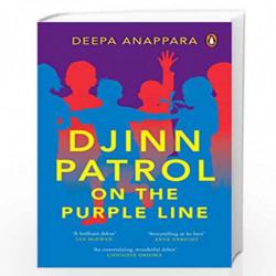 Djinn Patrol on the Purple Line by Deepa Anappara Book-9780670093380