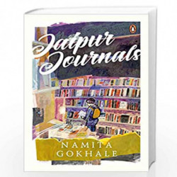 Jaipur Journals by Namita Gokhale Book-9780670093557