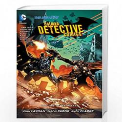 Batman: Detective Comics Vol. 4: The Wrath (The New 52) by layman john Book-9781401249977