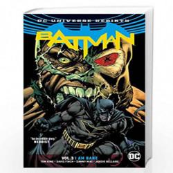 Batman Vol. 3: I Am Bane (Rebirth) by King, Tom Book-9781401271312