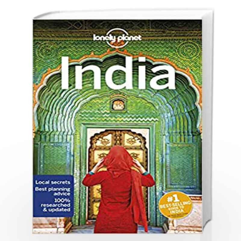 Lonely Planet India (Travel Guide) (Country Guide) by NA Book-9781787013698