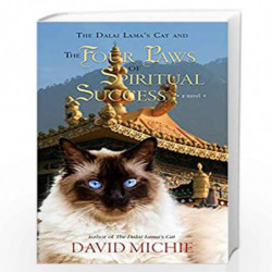 The Dalai Lama's Cat and the Four Paws of Spiritual Success: A Novel by David Michie Book-9789388302128