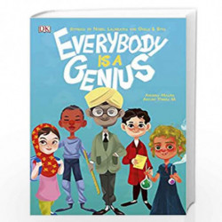 Everybody is a Genius: Stories of Nobel Laureates for Girls and Boys by Andrew Malt??s & Arturo Torres M Book-9789388372169