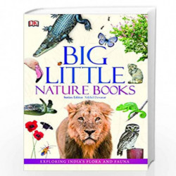Big Little Nature Books: Exploring Indias Flora and Fauna by NA Book-9789388372329