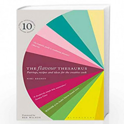 The Flavour Thesaurus by Niki Segnit Book-9780747599777