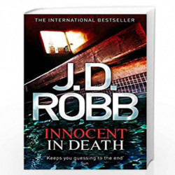 Innocent In Death: 24 by J.D. ROBB Book-9780749957483